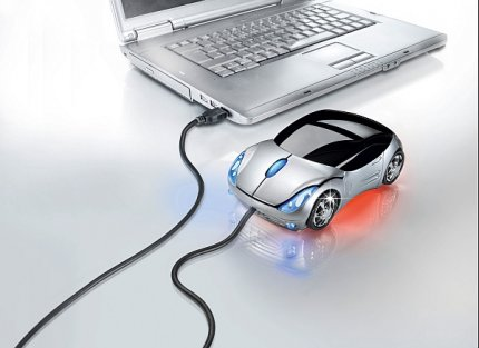 Mysz PC Auto