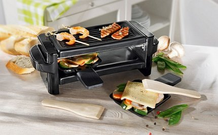Raclette dla 2 osób