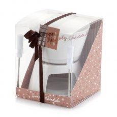Zestaw do fondue czekoladowego