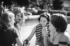 damskie spotkania
