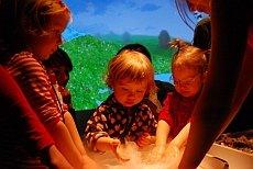 interaktywny plac zabaw